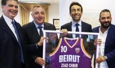 المحافظ زياد شبيب: سنقوم بدعم النادي لأنه يتميّز بإسم العاصمة بيروت
