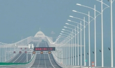 أطول جسر بحري في العالم