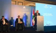 افتتاح المؤتمر الدولي السنوي الرابع عشر للبورصات العالمية بعنوان