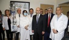 نجاح أول عملية زرع رئة في الجامعة الأميركية في بيروت