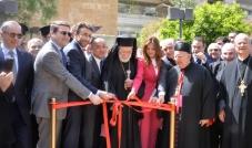 بلدية بيروت افتتحت حديقة المتروبوليت الياس عوده