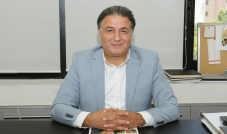 رئيس مجلس إدارة شركتي Hodico sal و HIF sal المهندس بطرس عبيد