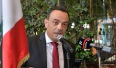 رئيس مجلس إدارة الصندوق التعاوني للمختارين ابراهيم حنا