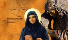 القديسة رفقا.. صبرٌ وصمتٌ وصلاة تيمّناً بآلام المسيح