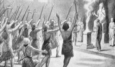 أقدم ثورات عالمية سجّلها التاريخ