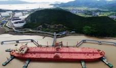 توريد صنف جديد من النفط إلى الصين