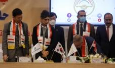 توقيع صفقة كورية_ عراقية بـ 2.7 مليار دولار