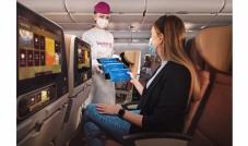 الإتحاد للطيران تحصل على الدرجة الألماسية عن فئة الصحة والسلامة