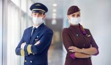 الإتحاد للطيران أول شركة في العالم تعطي اللقاح لكافة أعضاء طاقمها الجوي