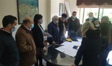 بلدية طرابلس تابعت دراسة إعادة ترميم القصر البلدي