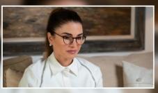 جلالة الملكة رانيا العبدالله شاركت في اجتماع مجلس أمناء الجمعية الملكية للتوعية الصحية