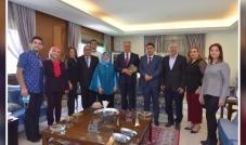 السفير التونسي في صيدا ودعوة الى تطوير العلاقات التونسية-اللبنانية